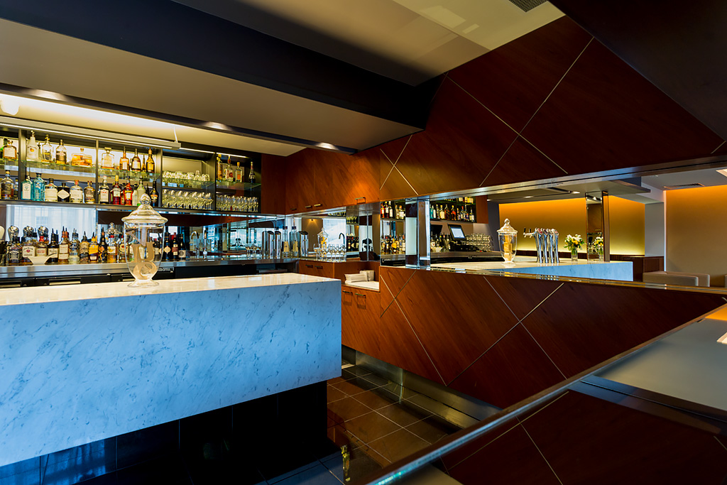 The bar of Vue Function Room